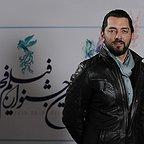 بهرام رادان، بازیگر و تهیه کننده سینما و تلویزیون - عکس جشنواره
