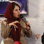 اکران افتتاحیه فیلم سینمایی سرو زیر آب با حضور علیرضا زریندست و ستاره اسکندری