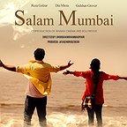 پوستر فیلم سینمایی سلام بمبئی به کارگردانی قربان محمدپور
