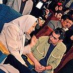 ژاله علو، بازیگر سینما و تلویزیون - عکس جشنواره به همراه سید شهاب حسینی