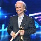 خسرو معصومی، کارگردان و نویسنده سینما و تلویزیون - عکس جشنواره