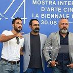 عکس جشنواره ای فیلم سینمایی بدون تاریخ بدون امضاء با حضور امیر آقایی، وحید جلیلوند و نوید محمدزاده