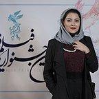 عکس جشنواره ای فیلم سینمایی دارکوب با حضور ندا عقیقی