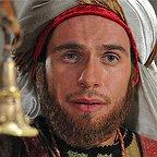 بابک حمیدیان در صحنه فیلم سینمایی رستاخیز