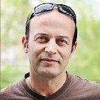تصویری شخصی از شهرام خلج، طراح گریم و چهرهپرداز سینما و تلویزیون