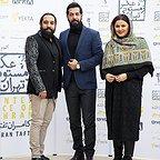 کامران تفتی، بازیگر و کارشناس سینما و تلویزیون - عکس جشنواره