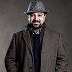 تصویری شخصی از برزو ارجمند، بازیگر و خواننده تیتراژ سینما و تلویزیون