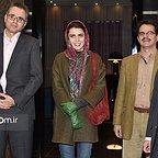 اکران افتتاحیه فیلم سینمایی وارونگی با حضور لیلا حاتمی