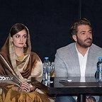نشست خبری فیلم سینمایی سلام بمبئی با حضور محمدرضا گلزار و دیا میرزا