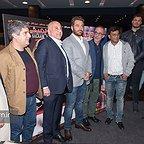 نشست خبری فیلم سینمایی سلام بمبئی با حضور قربان محمدپور، جواد نوروزبیگی و محمدرضا گلزار