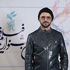 عکس جشنواره ای فیلم سینمایی دارکوب با حضور امین حیایی