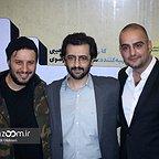 اکران افتتاحیه فیلم سینمایی سیانور با حضور بهروز شعیبی، حامد کمیلی و جواد عزتی