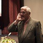 خسرو سینایی، کارگردان و نویسنده سینما و تلویزیون - عکس مراسم خبری به همراه اکبرعالمی