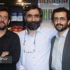 اکران افتتاحیه فیلم سینمایی سیانور با حضور هادی مقدمدوست و بهروز شعیبی