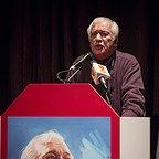 خسرو سینایی، کارگردان و نویسنده سینما و تلویزیون - عکس مراسم خبری