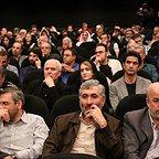 اکران افتتاحیه فیلم سینمایی سیانور با حضور مهران رجبی و محمدحسین مهدویان