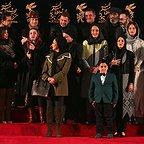 فرش قرمز فیلم سینمایی فصل نرگس به کارگردانی نگار آذربایجانی