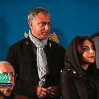فرش قرمز فیلم سینمایی فصل نرگس با حضور محمدرضا هدایتی