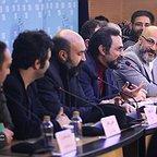 نشست خبری فیلم سینمایی بدون تاریخ بدون امضاء با حضور امیر آقایی و وحید جلیلوند