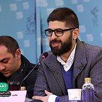 عکس جشنواره ای فیلم سینمایی آذر با حضور محمد حمزهای