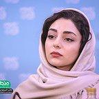 عکس جشنواره ای فیلم سینمایی آذر با حضور هستی مهدویفر