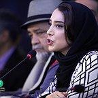 نشست خبری فیلم سینمایی پشت دیوار سکوت به کارگردانی مسعود جعفریجوزانی