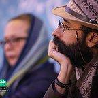 عکس جشنواره ای فیلم سینمایی زیر سقف دودی به کارگردانی پوران درخشنده