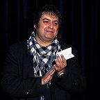 ساسان سالور، تهیه کننده و مدیر تولید سینما و تلویزیون - عکس مراسم خبری
