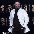 عکس جشنواره ای فیلم تلویزیونی خجالت نکش با حضور سام درخشانی