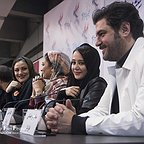 نشست خبری فیلم تلویزیونی خجالت نکش با حضور شبنم مقدمی، الناز حبیبی و سام درخشانی