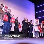 اکران افتتاحیه فیلم سینمایی ما همه گناهکاریم با حضور مجید شهریاری، نیوشا ضیغمی، الهام حمیدی و مسعود فروتن