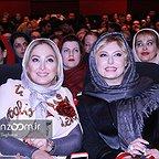 اکران افتتاحیه فیلم سینمایی ما همه گناهکاریم با حضور نیوشا ضیغمی و الهام حمیدی