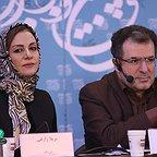 نشست خبری فیلم سینمایی اسرافیل با حضور مریلا زارعی و محمود گبرلو