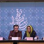 نشست خبری فیلم سینمایی فصل نرگس به کارگردانی نگار آذربایجانی
