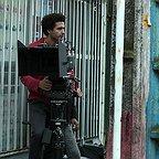 پشت صحنه فیلم سینمایی اسرافیل با حضور کیوان مقدم