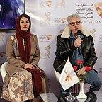 اکران افتتاحیه فیلم سینمایی سرو زیر آب با حضور علیرضا زریندست، ستاره اسکندری و سیدحامد حسینی