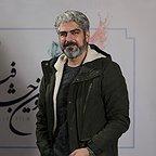 مهدی پاکدل، بازیگر و مدیر فیلم برداری سینما و تلویزیون - عکس جشنواره