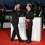 عکس جشنواره ای فیلم سینمایی فروشنده با حضور سید شهاب حسینی و اصغر فرهادی