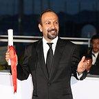 عکس جشنواره ای فیلم سینمایی فروشنده با حضور اصغر فرهادی