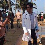 پشت صحنه فیلم سینمایی سلام بمبئی با حضور محمدرضا گلزار