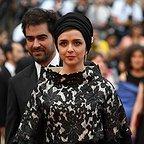 فرش قرمز فیلم سینمایی فروشنده با حضور ترانه علیدوستی و سید شهاب حسینی
