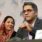 نشست خبری فیلم تلویزیونی خجالت نکش با حضور سید امیر پروین حسینی