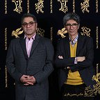 عکس جشنواره ای فیلم تلویزیونی خجالت نکش با حضور رضا مقصودی و سید امیر پروین حسینی