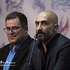 نشست خبری فیلم سینمایی به وقت شام با حضور هادی حجازیفر و محمود گبرلو