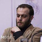 نشست خبری فیلم تلویزیونی به وقت شام با حضور محمد شعبان