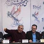 نشست خبری فیلم سینمایی به وقت شام با حضور ابراهیم حاتمیکیا، محمد خزاعی و هادی حجازیفر