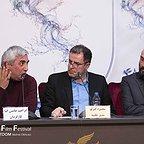 نشست خبری فیلم سینمایی به وقت شام با حضور ابراهیم حاتمیکیا، هادی حجازیفر و محمود گبرلو