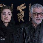 عکس جشنواره ای فیلم سینمایی سرو زیر آب با حضور مینا ساداتی و مسعود رایگان