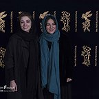 عکس جشنواره ای فیلم سینمایی سرو زیر آب با حضور ستاره اسکندری و مینا ساداتی