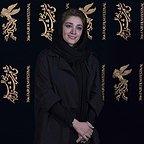عکس جشنواره ای فیلم سینمایی سرو زیر آب با حضور مینا ساداتی